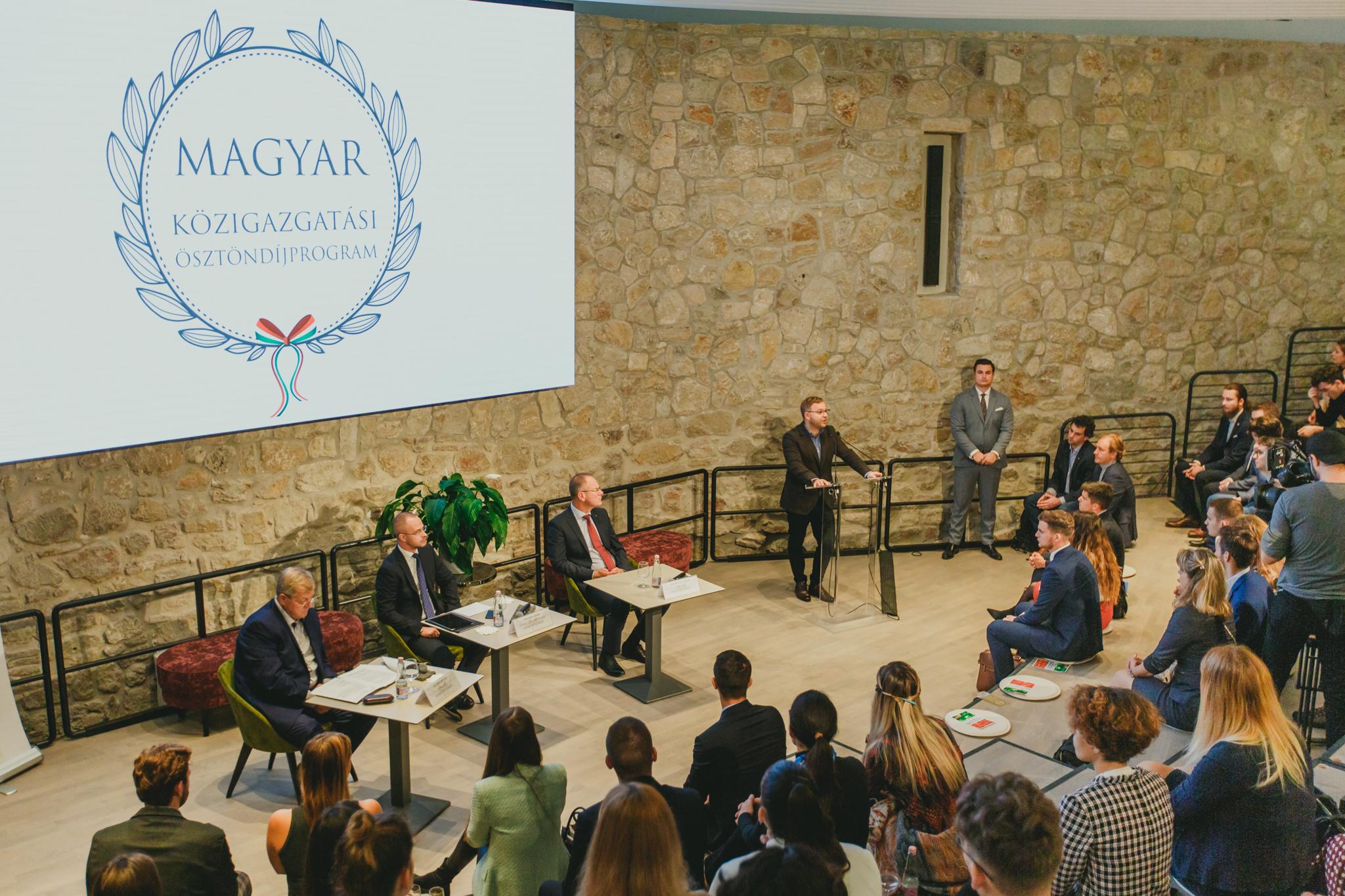 Az MKÖ bemutatja: Egy karrier kezdete – A kormányzat személyi állományának megújulása c. konferencia